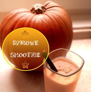 Dyniowe smoothie!