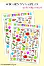 Wiosenny szpieg – gra dla małych idużych