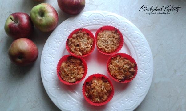 jabłuszkowe muffinki 2