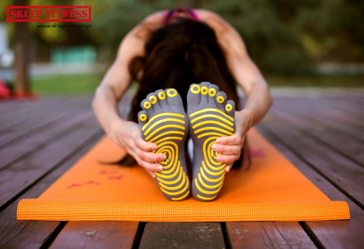 Skarpetki do jogi - potrzebne czy nie?