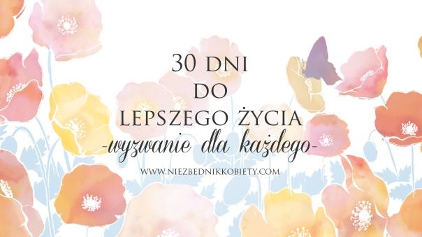 30 dni do lepszego życia