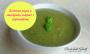 Zielona zupa z awokado, cukinią iszpinakiem
