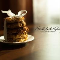 Jaglano-gryczane ciasteczka bezglutenowe